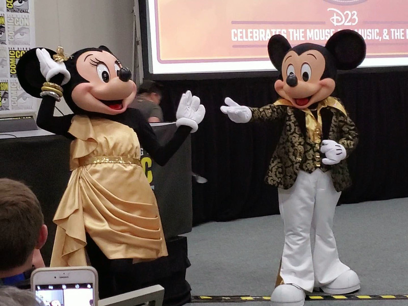 #SDCC: D23 celebrates 'Mickey Mouse Disco' 40th anniversary