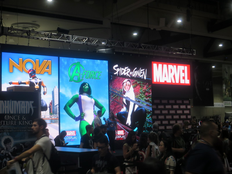 MARVEL confirms #SDCC 2018 offerings