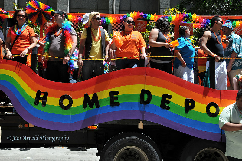 Home depot homosexual depot bad