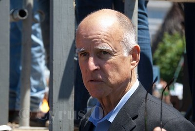 Governor of California- Jerry Brown