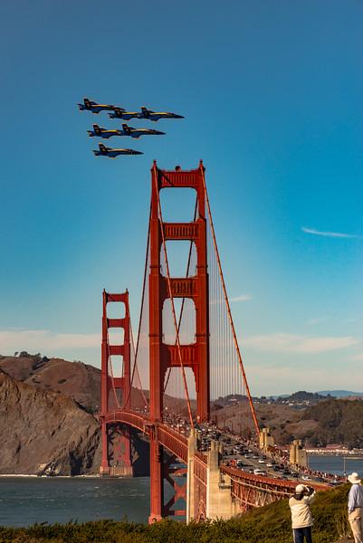 San Francisco Fleet Week 2015