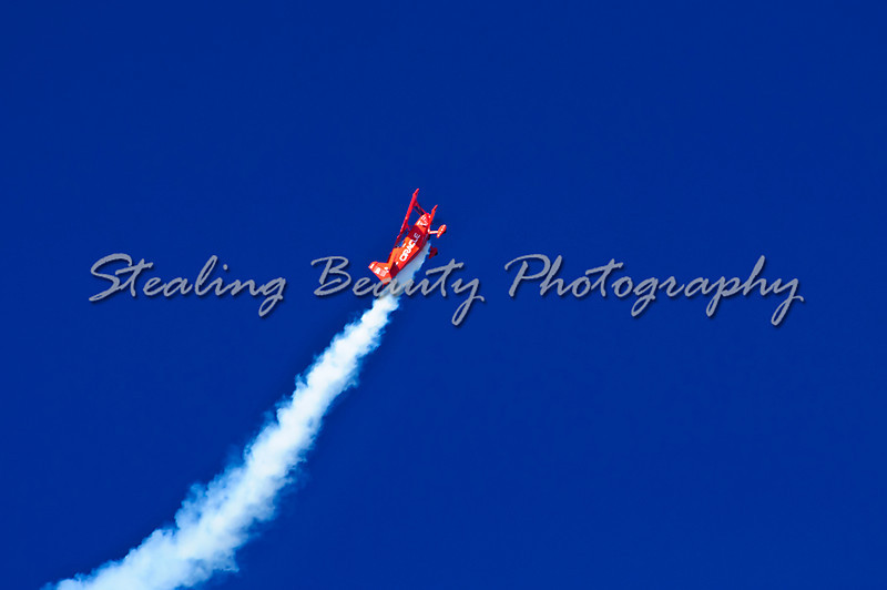 Oracle Challenger Biplane