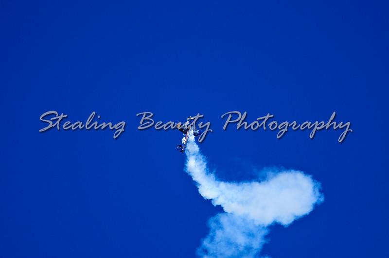 Air Guard Stunt Plane