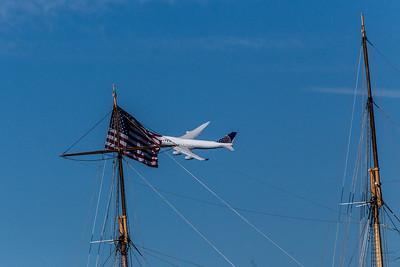 Fleet Week - San Francisco  2014-10-11  - United We Fly