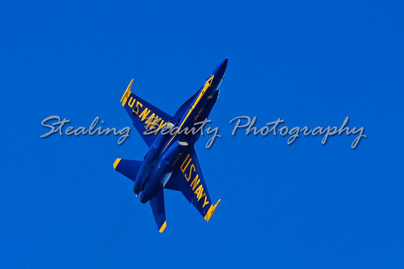 Blue Angels F-18 Hornets
