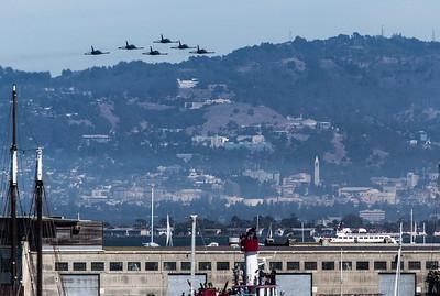 Fleet Week - San Francisco  2014-10-11  - Blue Angels - Can UC me now?