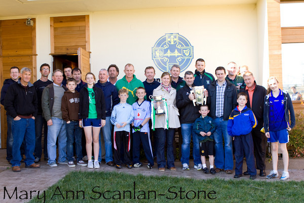 San Francisco Gaelic Athletic Assoc. Treasure Island