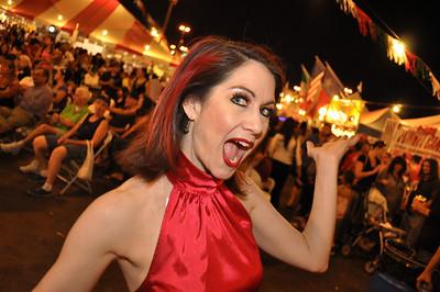 San Gennaro Feast held at Silverton Casino Las Vegas