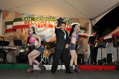 san gennaro festival las vegas photograph