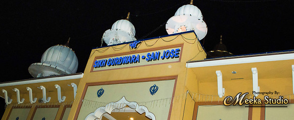 San Jose Gurdwara Candlelight Vigil for Wilconsin Gurdwara Shooting