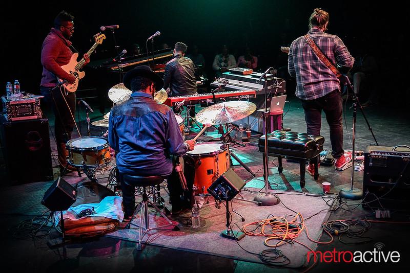 Kris Bowers Band