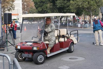 San Jose Veterans Day Parade 2013