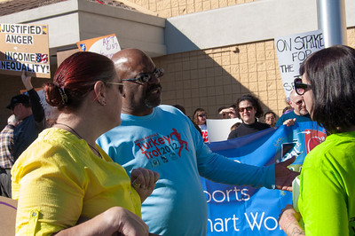 San Jose Walmart Rally Gallery