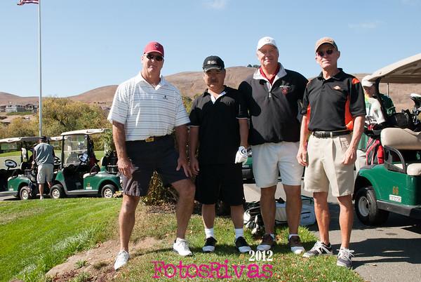 Golf 2012 Teams