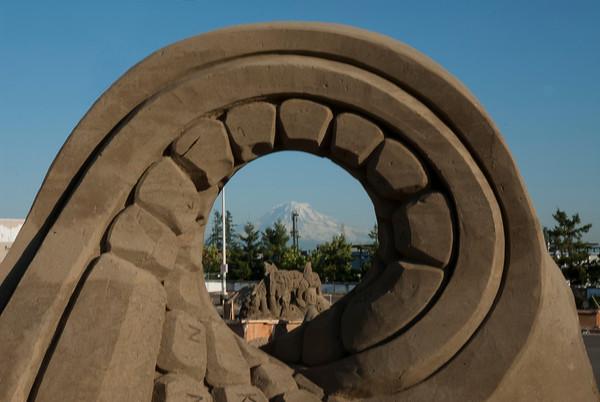 Sand Sculpting World Championship 2011