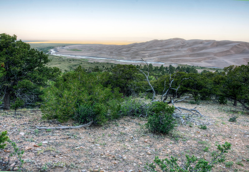 Dawn on the Dunes 2