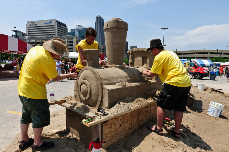 master sculptors demo