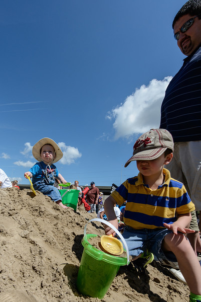 Sand in the City - Family Festival 2012