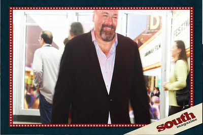 Mr. Nice Guy himself! - James Gandolfini