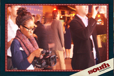 Victoria L. Williams a.k.a The Fashion Rehabber captures the Savannah Film Festival in Style!!