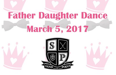 Sandpoint CC Father/Daughter Dance