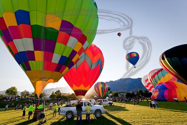 Sandy Balloon Fest '11