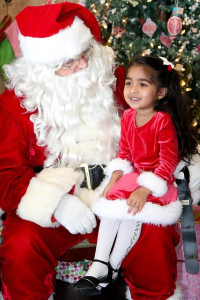 Santa 1Cookie 2008