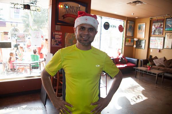 Santa 5K Run
