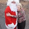 Santa Around Town 2013