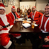 PHOTOS: Santa Con Club Crawl - Downtown San Jose