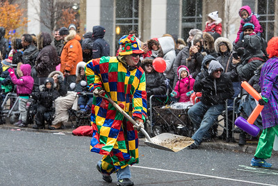 Santa Claus Parade 2016