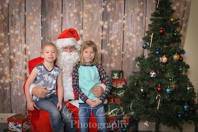 Santa Claus Potlatch