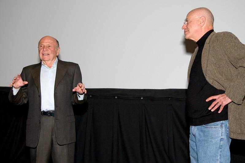 Mr. Lynn Stalmaster & Mr. Alan Arkin