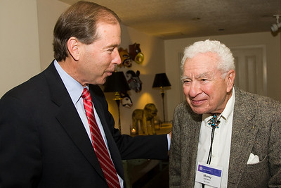 Tom Udall and Murray Gell-Mann