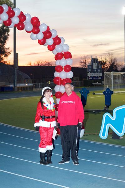 Santa Stroll 2014