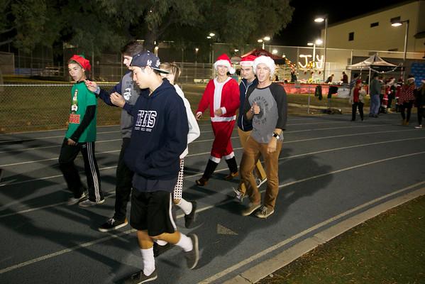 Santa Stroll 2015