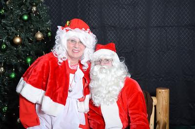 Santa at the Arc 12-15-2012
