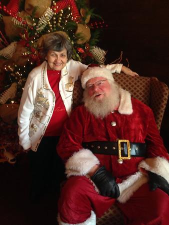 Old Towne Santa (December 2, 2013)