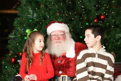 Old Towne Santa (December 3, 2013)