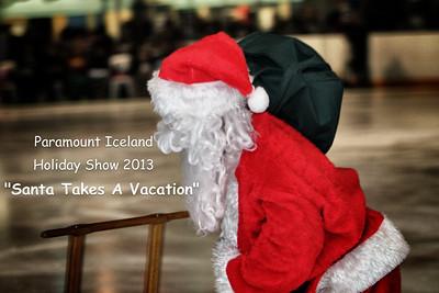 Santa Takes A Vacation