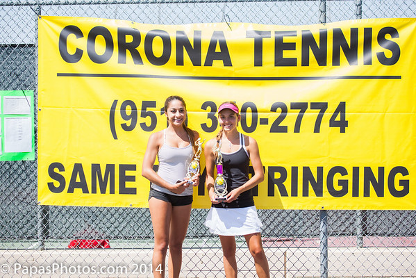 Santiago Tennis Match