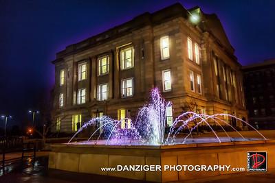 Courthouse Fountain 2-4-15