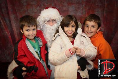 Sapulpa MainStreet Santa 12-1-11