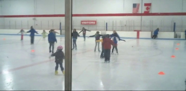 Saquoyah Ice Skating