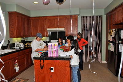 Saquoyah Surprise Birthday