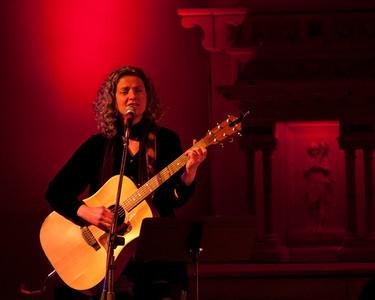 Sara Thomsen & Michael Laughing Fox Charrette @ Sacred Heart Music Center - Rania Friendship