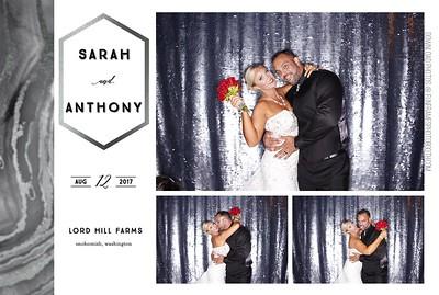 Sarah & Anthony 2017