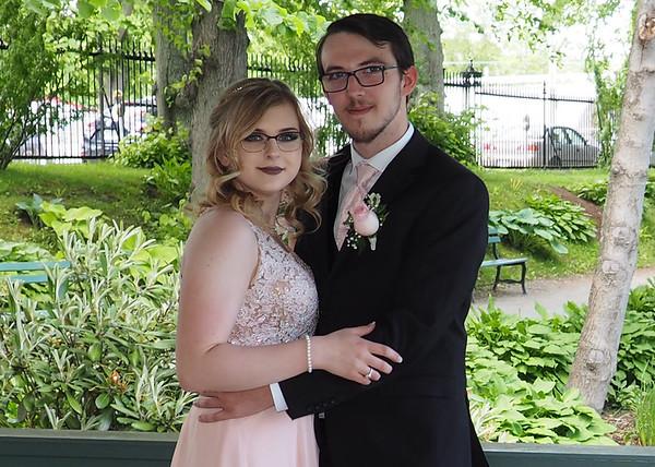 Sarah & Dylan - Prom 2018
