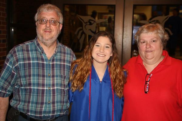 Sarah Graduates 2018