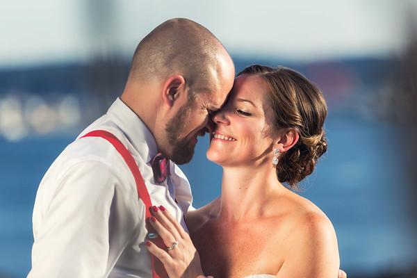 Sarah + Justin Wedding